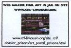 mail art in jail